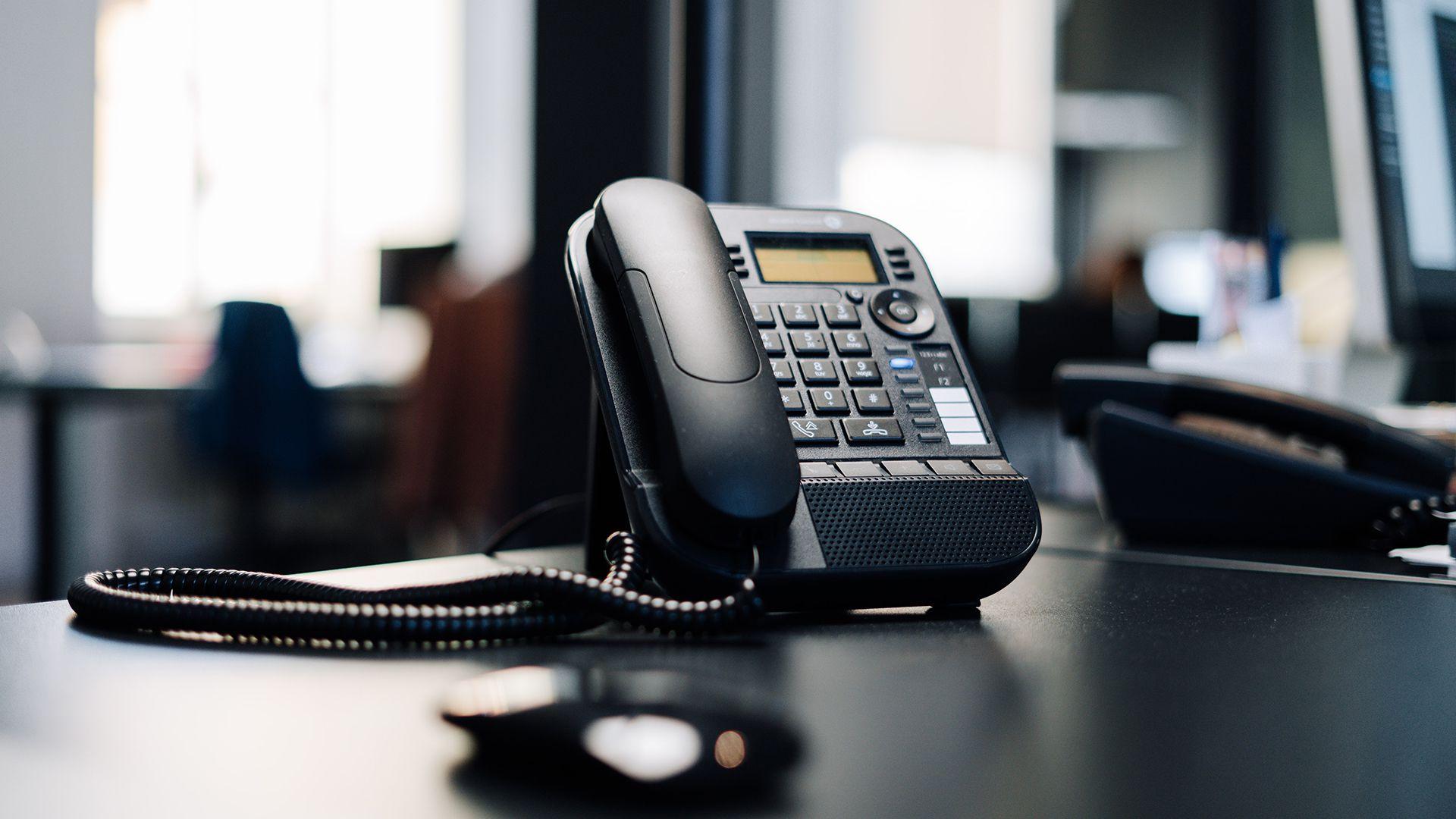 Telecom header