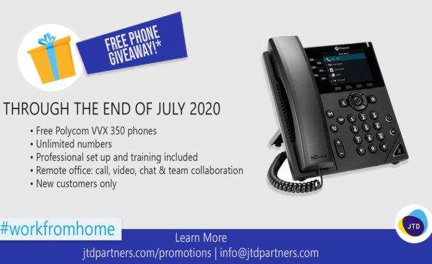 July 2020 promo